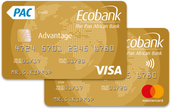 Ecobank Credit Cards