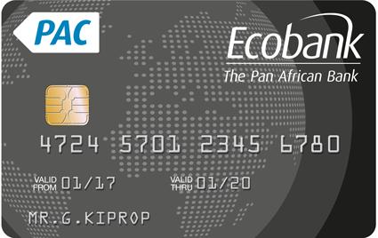 Diaspora Debit Card